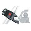 Hebie Sadelstolpe adapter För släpvagnskoppling F1 svart